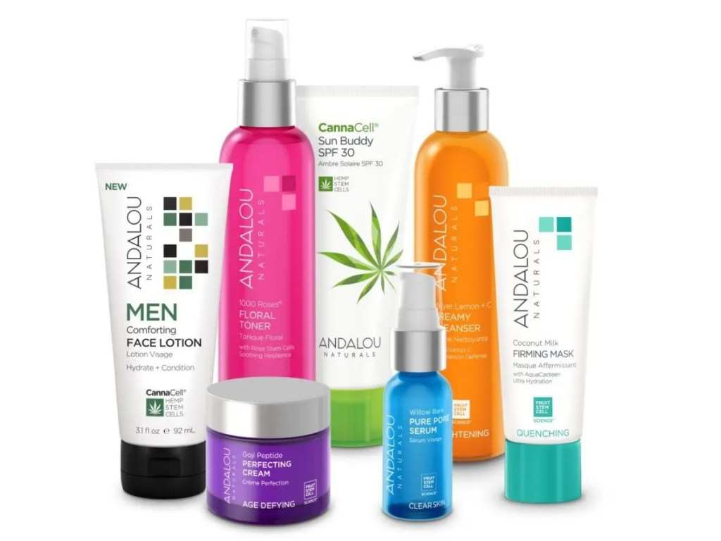 Top 10 Best Andalou Naturals Products