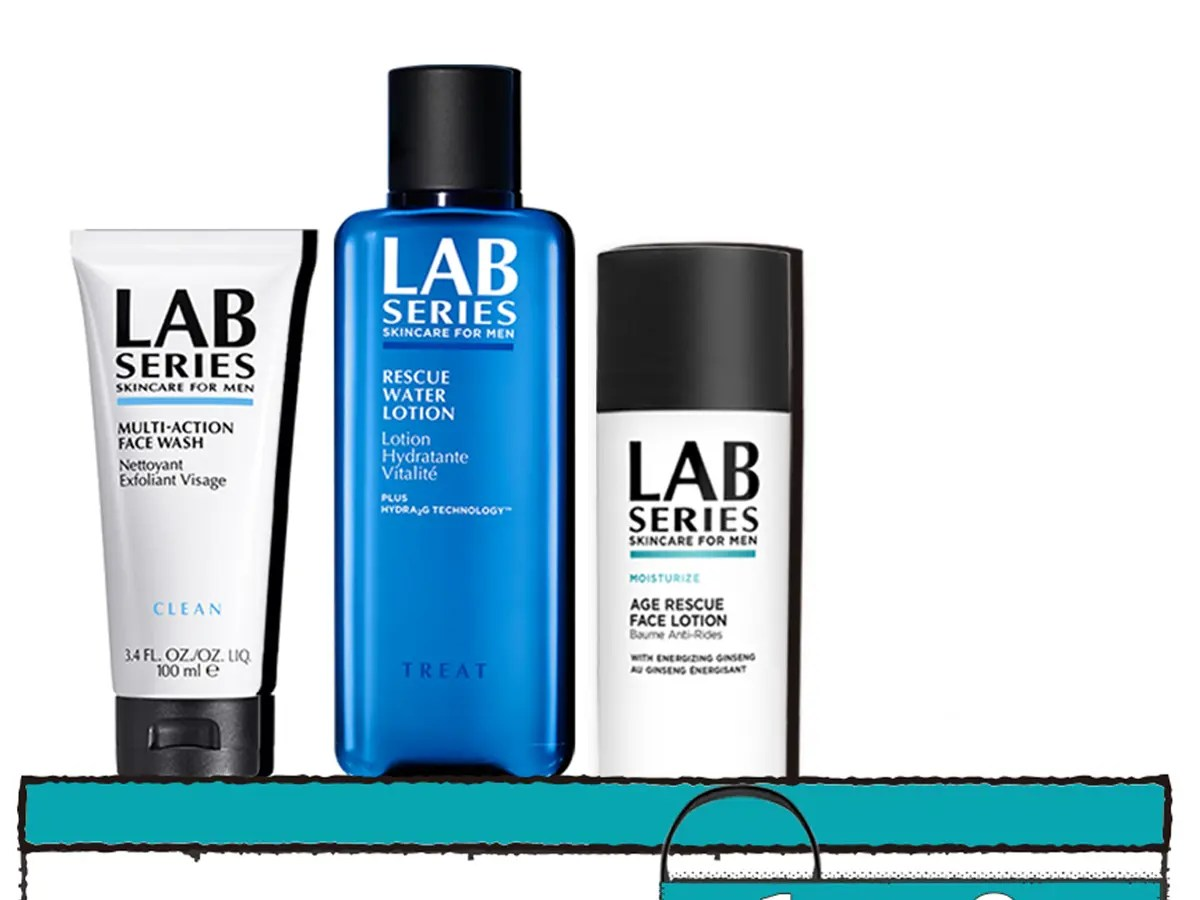 Top Best Lab Series Skincare