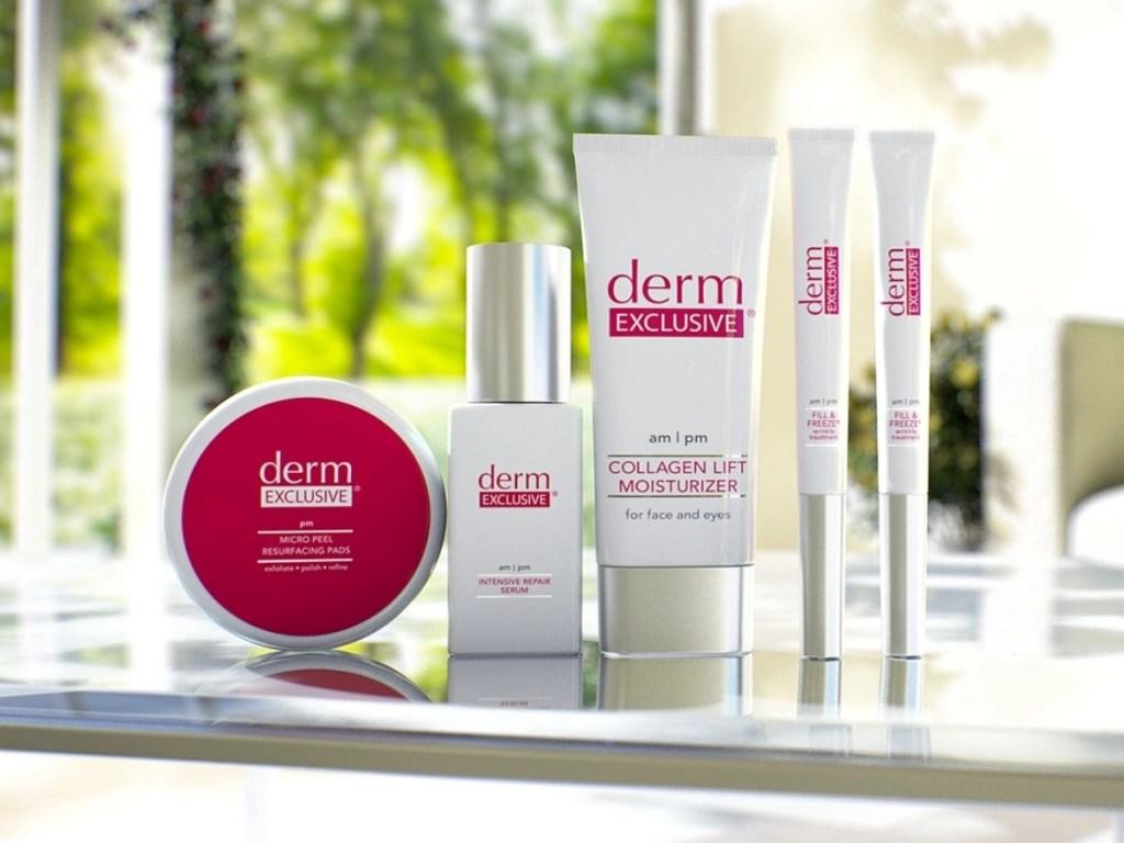 Top 6 Best Derm Exclusive Products