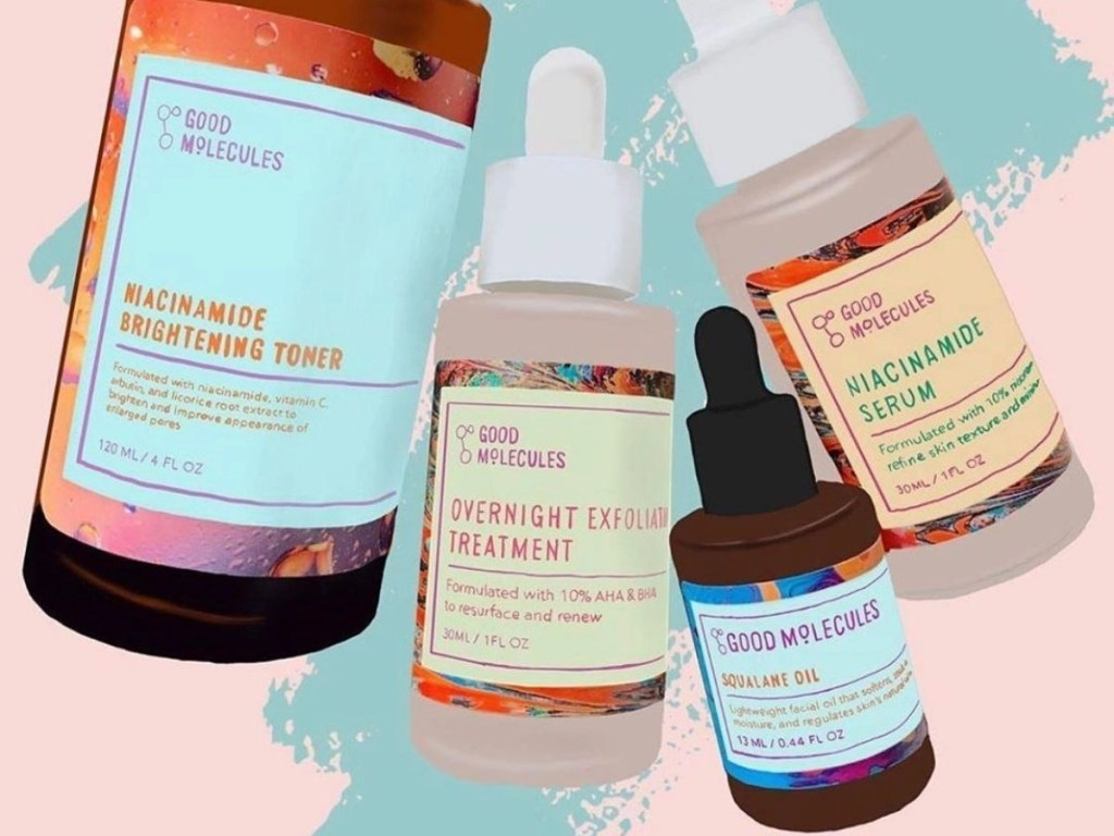 Top 5 Best Good Molecules Products