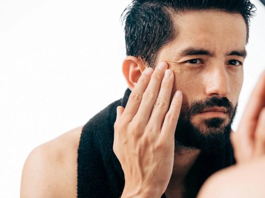 How Do You Improve Mens Oily Skin