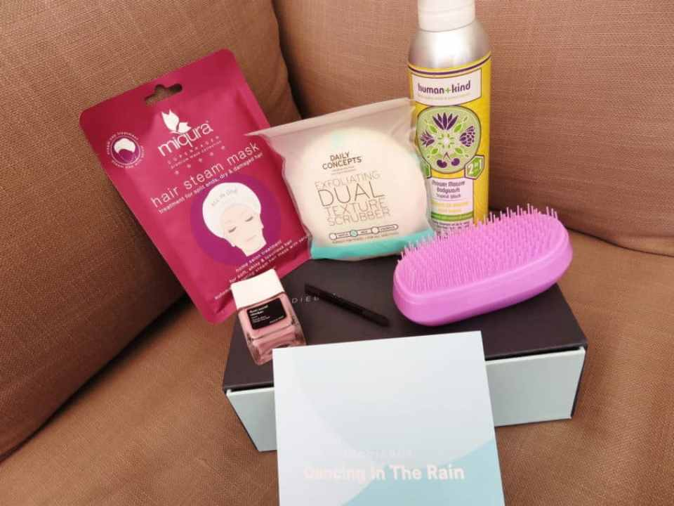 Goodiebox April 2019 buitenkant