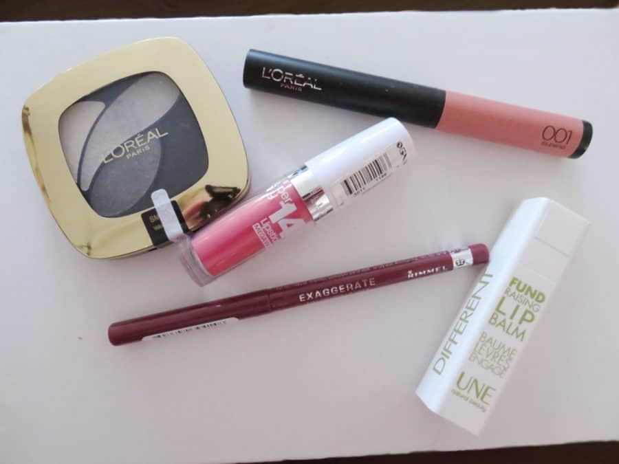 Make-up artikelen reviews