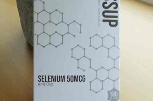 Selenium 50 Mg