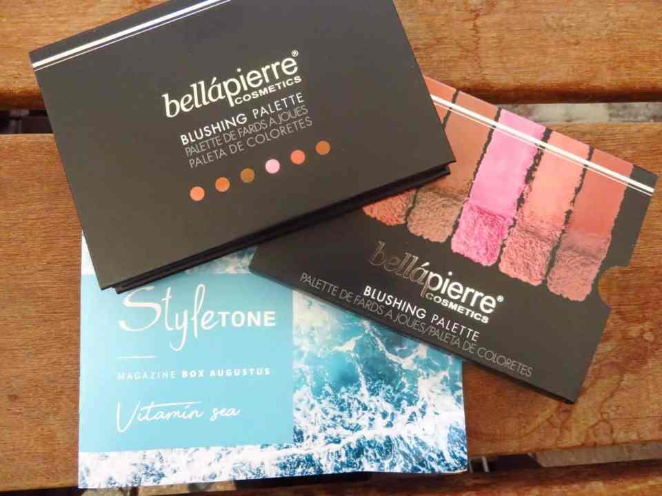 Bellápierre cosmetics. Een make-up merk met een prachtig blush palette voor elk huidskleur