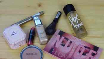 Favoriete make-up producten 2019