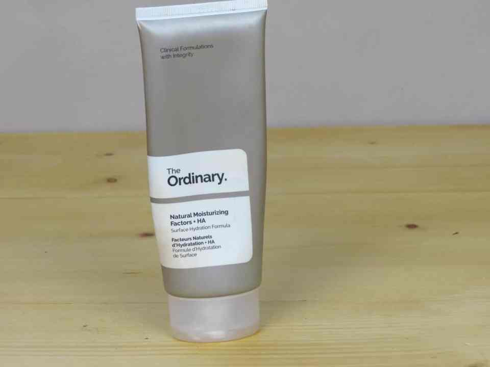the ordinary natural moisturizing, dagcreme, nachtcreme, moisturising, hydraterend, alle huidtypes, droge huid, vette huid, gecombineerde huid, gevoelige huid, the ordinary