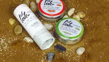 We love the planet, natuurlijke deodorant