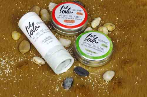 We love the planet, natuurlijke deodorant