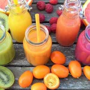 Gezonde voeding voor een gezonde huid