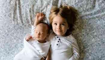 Baby of peuter acne, wat is dat?