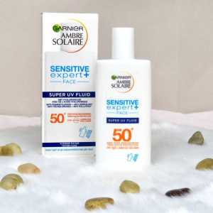 Garnier zonnemelk face SPF 50