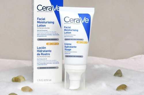 Cerave moisturizing lotion spf 25