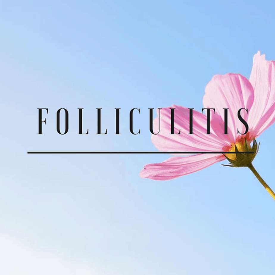 Folliculitis, wat is dat?