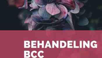 Basaalcelcarcinoom (BCC) behandeling