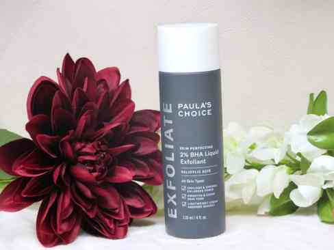 Paula's choice BHA exfoliant, BHA exfoliant, vette huid, alle huidtypes, 2% salicylzuur, vermindert ontstekingen, exfoliëren, vermindert poriën