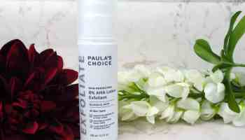 Paula's Choice 8% aha exfoliant lotion