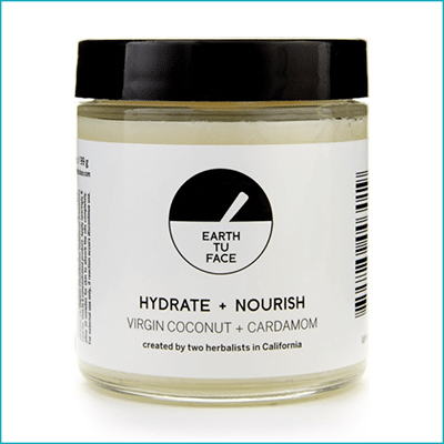 Virgin Coconut + Cardamom Hydrate and Nourish Body Butter
