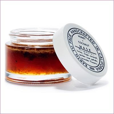 Organic Honey + Coconut Facial Mask
