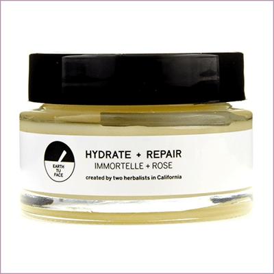 Organic Immortelle + Rose Hydrating Repair Face Balm