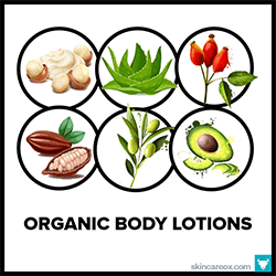 The Best Organic Body Lotions