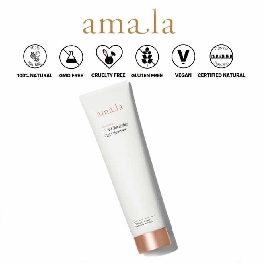 *AMALA – PURIFYING ORGANIC GEL CLEANSER   $78  