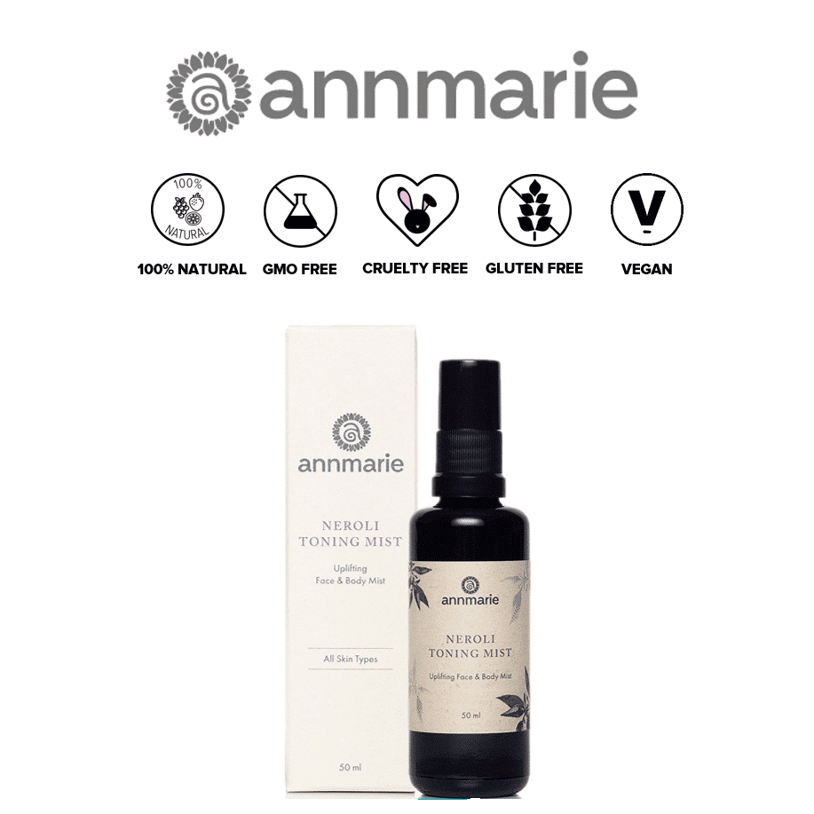 *ANNMARIE – NEROLI TONING MIST   $30  
