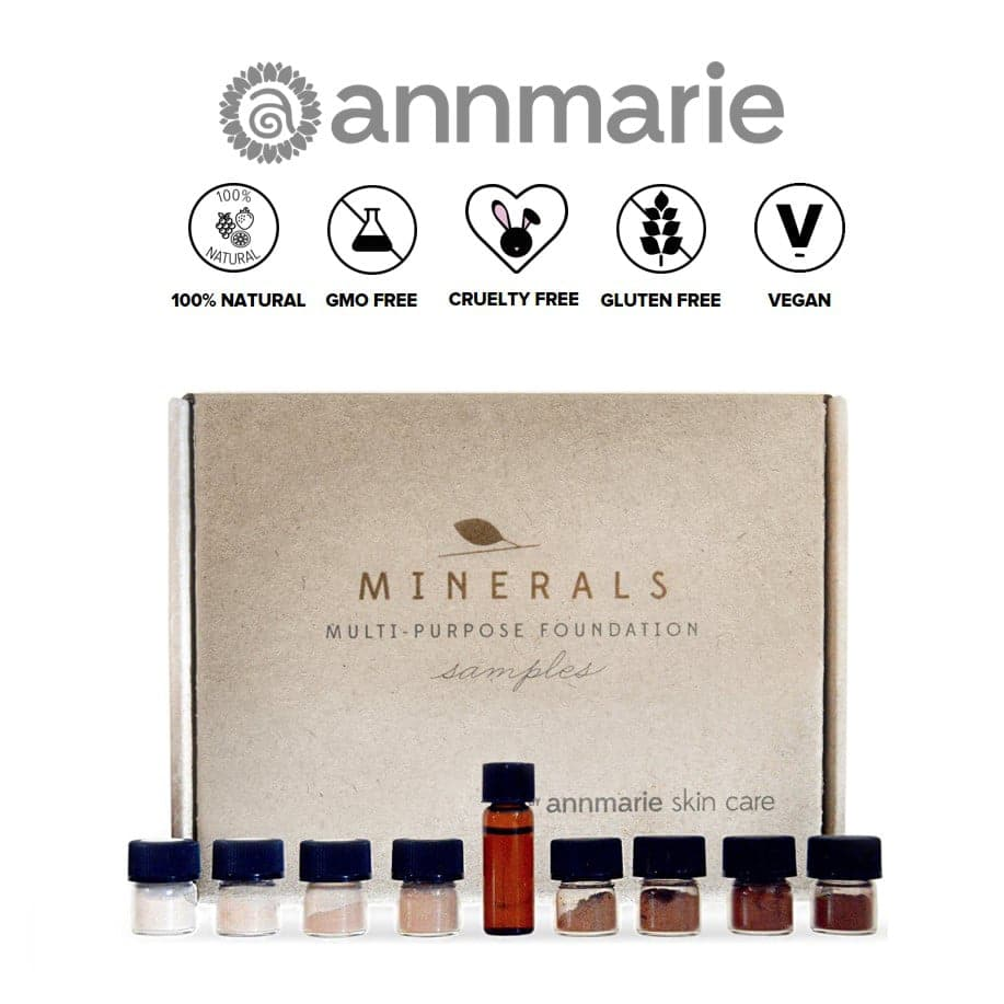 *ANNMARIE – MULTI-PURPOSE NATURAL MINERAL FOUNDATION | $$ |