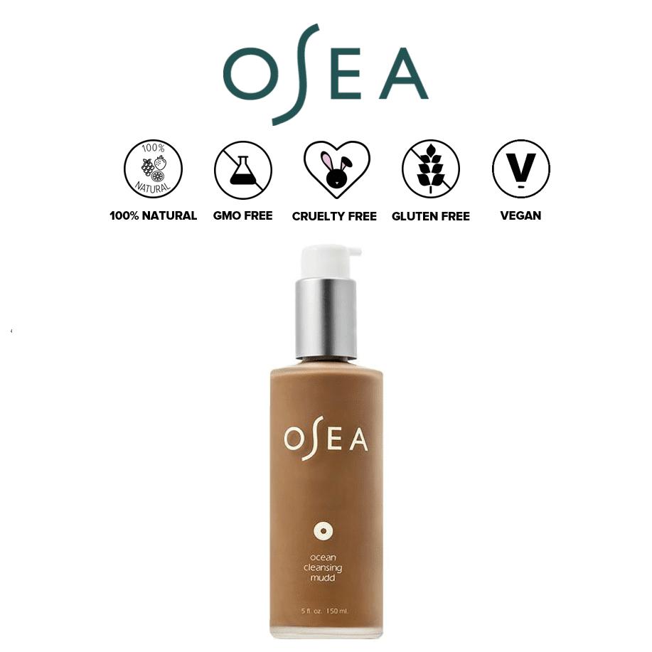 *OSEA MALIBU – OCEAN CLEANSING MUDD ORGANIC TEA TREE OIL CLEANSER | $44 |