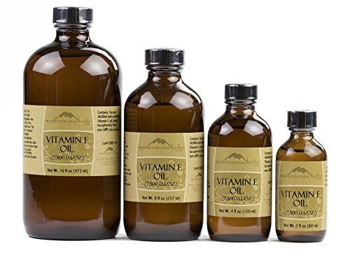 Mountain Rose Herbs All Natural Pure Vitamin E Oil* | $40.99 |