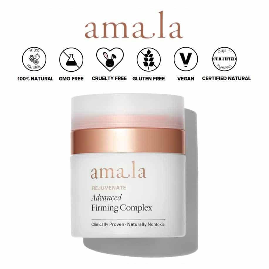 *AMALA – ADVANCED FIRMING COMPLEX CREAM | $248 | $50-$60