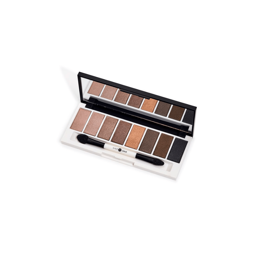 Lily Lolo Laid Bare Natural Eyeshadow Palette | $34 |