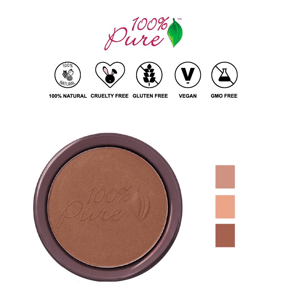 *100% PURE – COCOA PIGMENTED ALL NATURAL BRONZER | $30 |