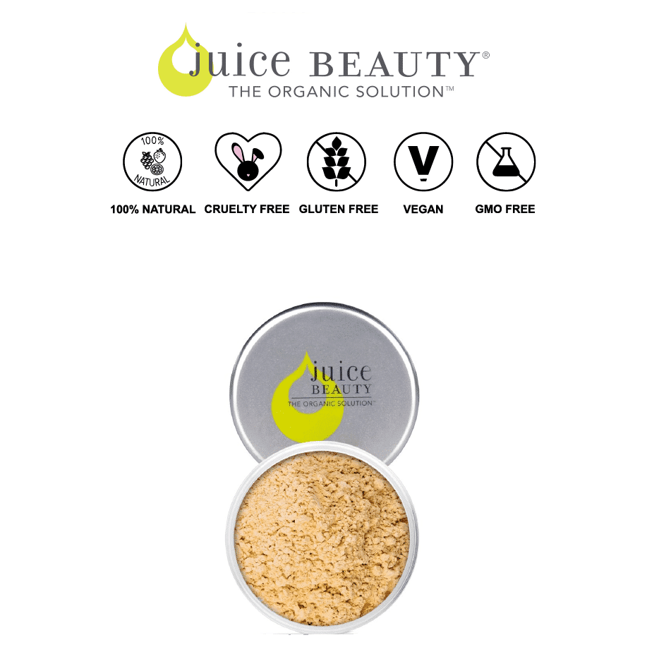 *JUICE BEAUTY – NATURAL ACNE CLEARING POWDER | $29 |