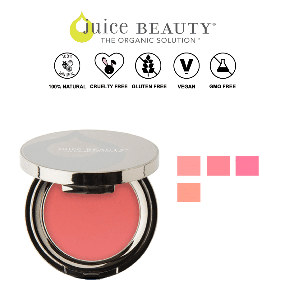 *JUICE BEAUTY – PHYTO-PIGMENTS LAST LOOKS ALL NATURAL CREAM BLUSH   $25  