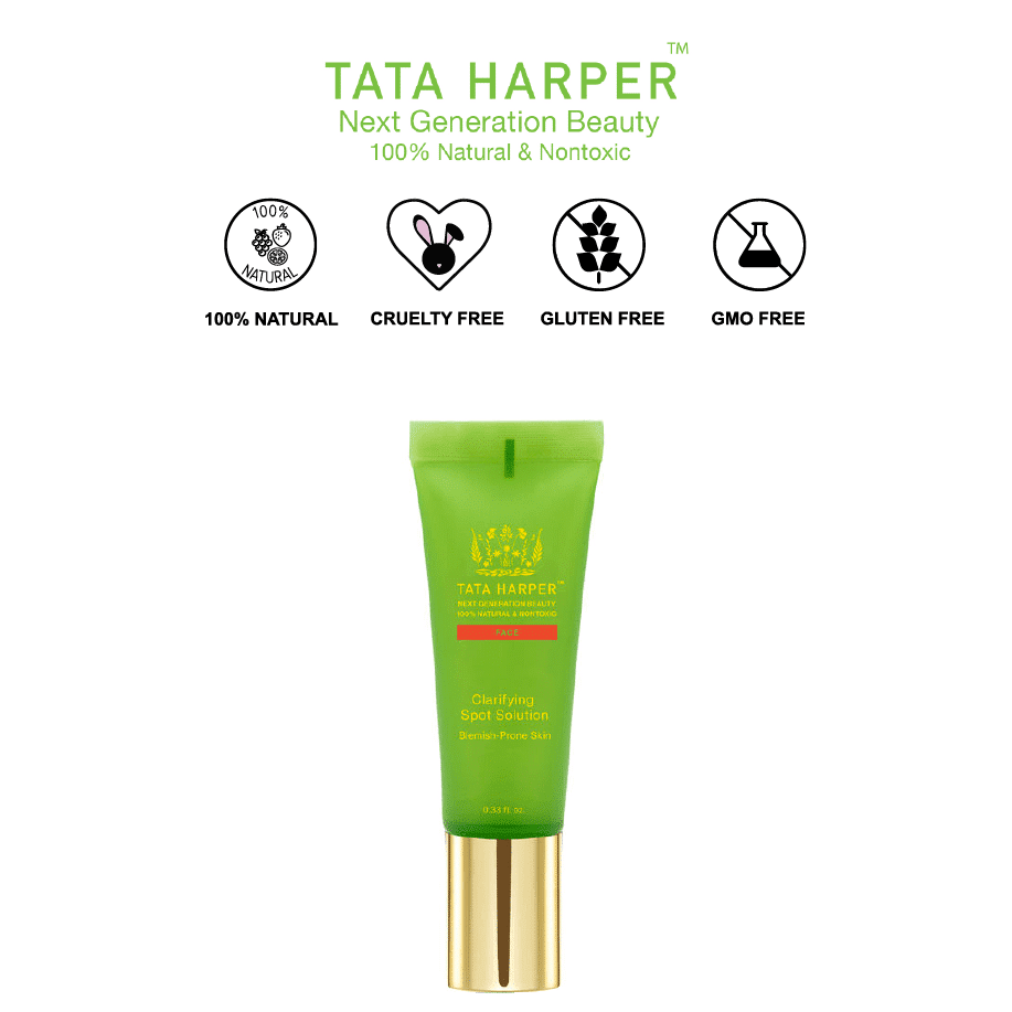 *TATA HARPER – ALL NATURAL CLARIFYING ACNE SPOT TREATMENT | $35 |