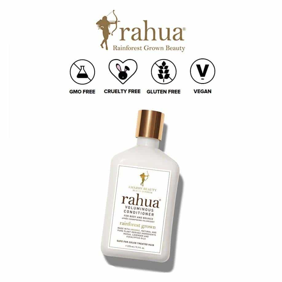 *RAHUA – VOLUMINOUS ORGANIC CONDITIONER   $36  