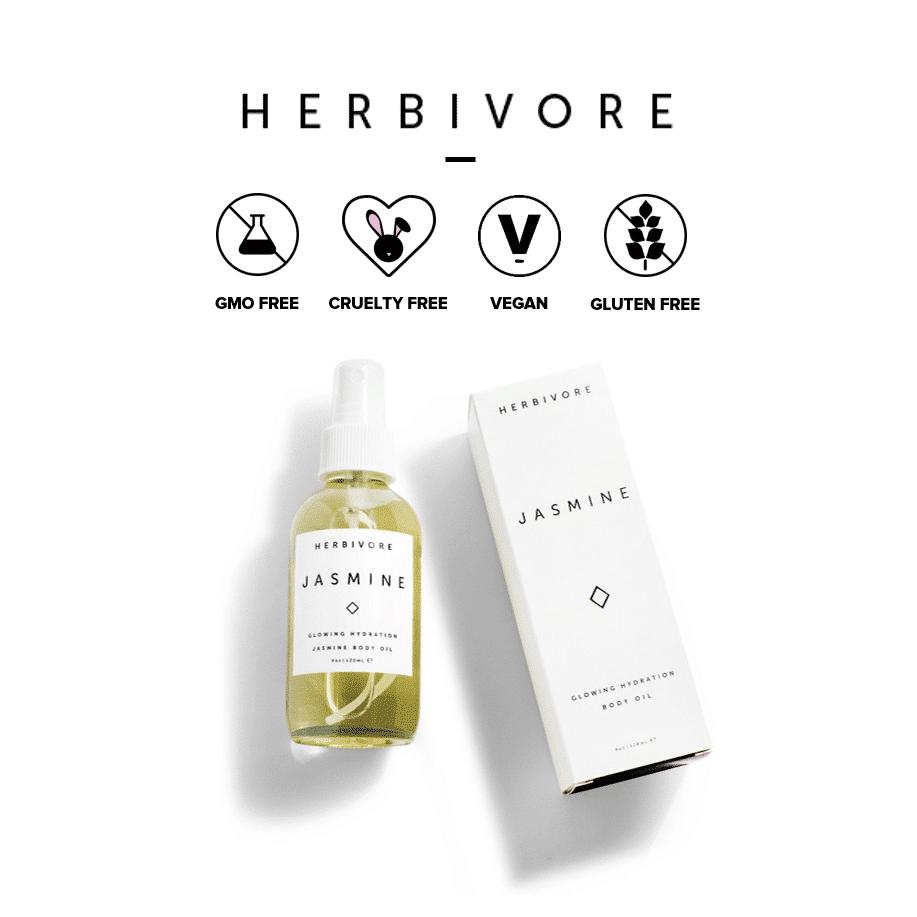 *HERBIVORE – JASMINE BODY OIL | $44 |