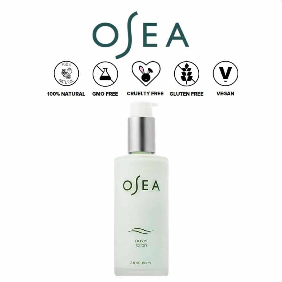 *OSEA MALIBU – OCEAN LOTION ORGANIC BODY LOTION | $38 |