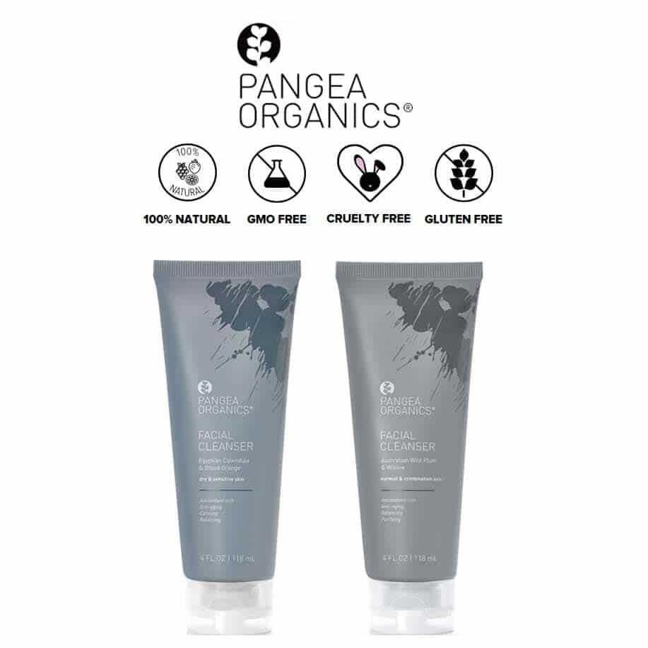 *PANGEA – ORGANIC FACIAL CLEANSERS | $28 |
