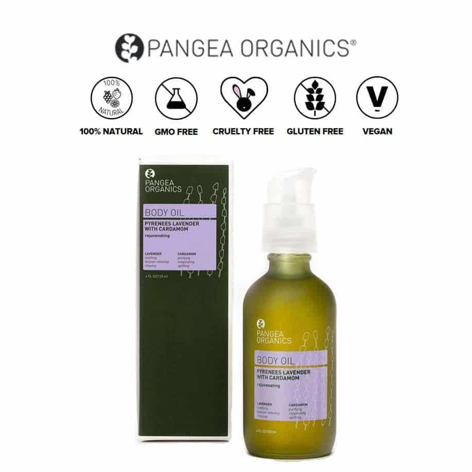 *PANGEA ORGANICS – PYRENEES LAVENDER WITH CARDAMOM BODY SERUM | $30 |