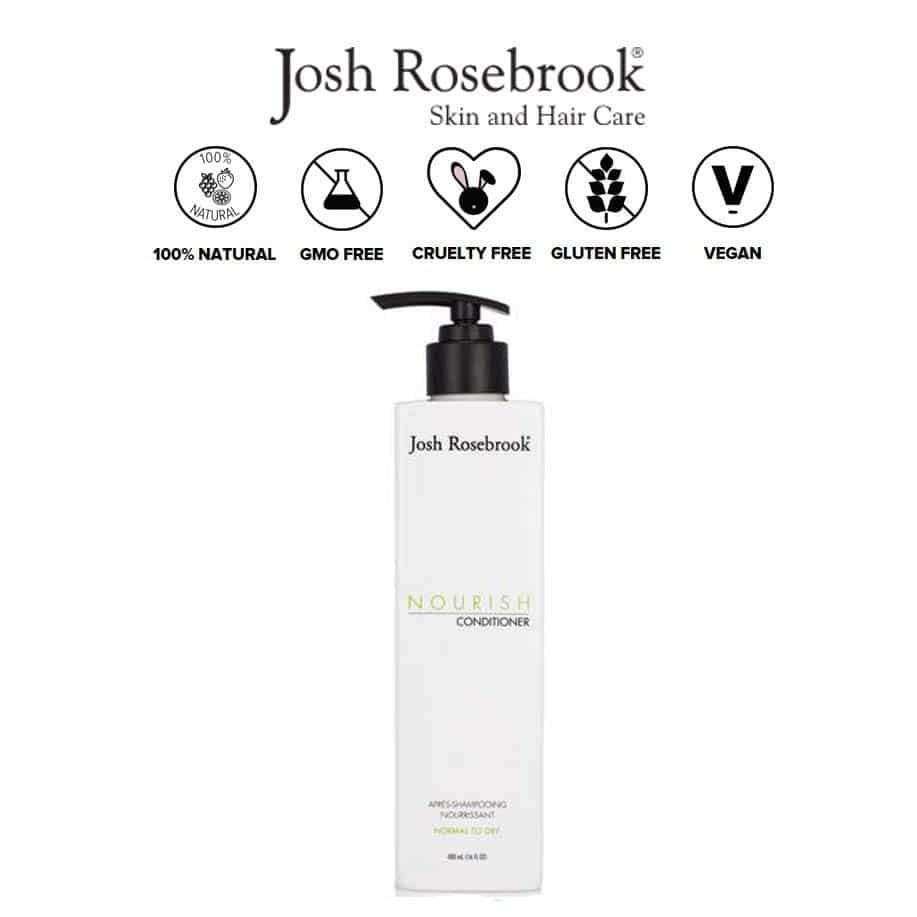 *JOSH ROSEBROOK – NOURISH ORGANIC CONDITIONER   $32  