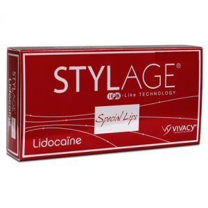 Stylage Special Lips Lidocaine 1x1ml