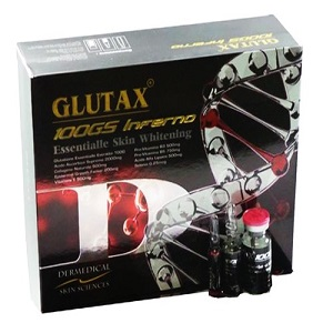 GLUTAX 100GS Inferno Essentialle Skin Whitening