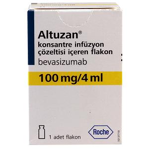 Altuzan (Avastin ) 100 MG 4 ML
