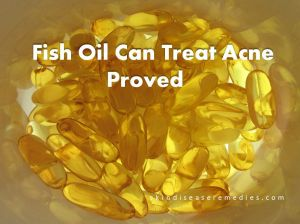fish oil for acne