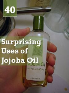 jojoba oil uses