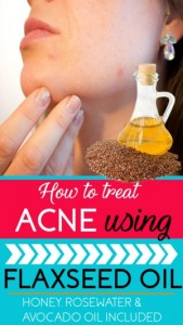 How to Use Flaxseed Oil for Acne – 7 DIY Methods Included (No.3 is Best)