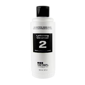 Metrin Skincare for Men - Lathering Cleanser