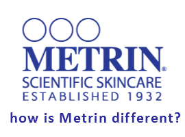 metrin different